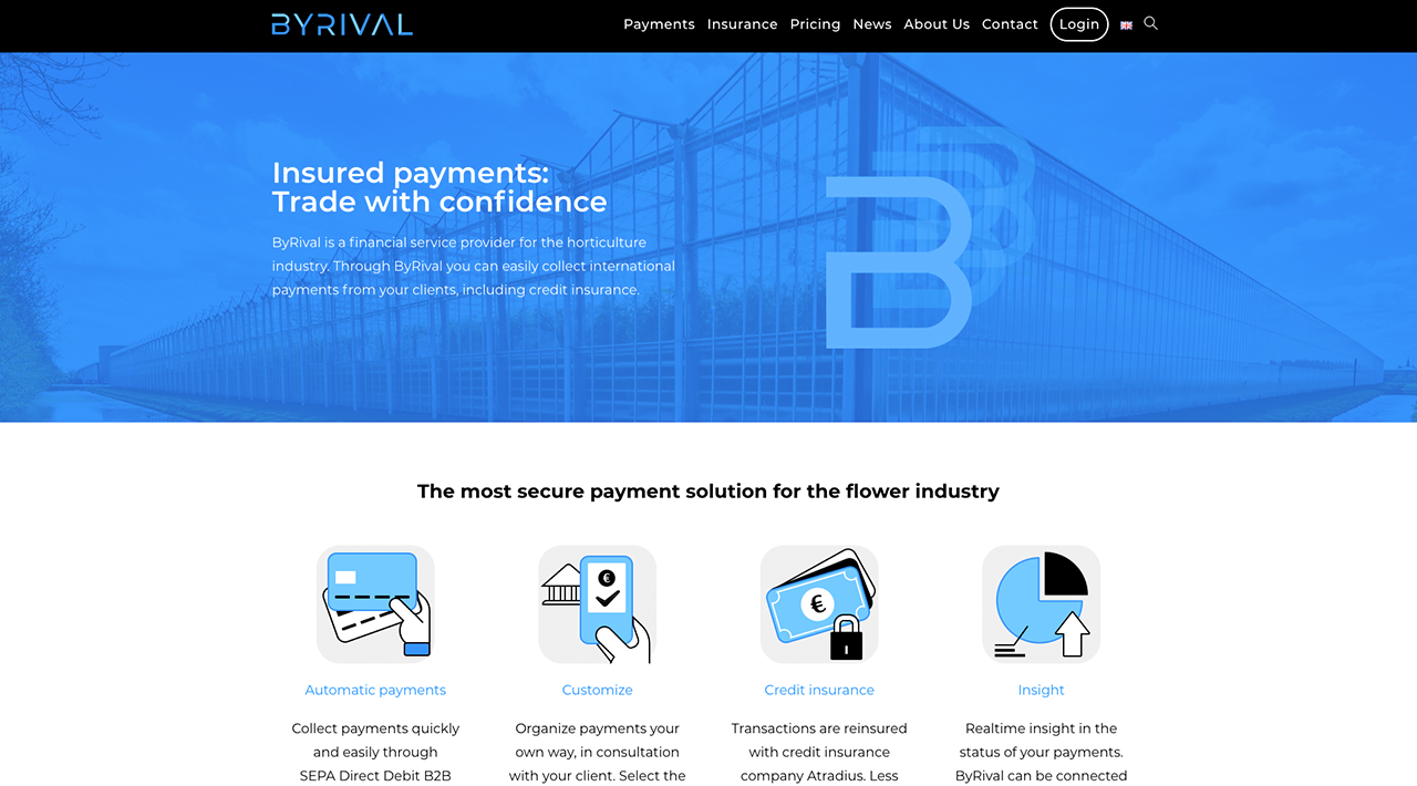 Read more about the article ByRival lanceert website